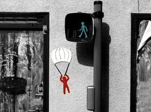 Sokaklardaki 95 Sanat Eseri