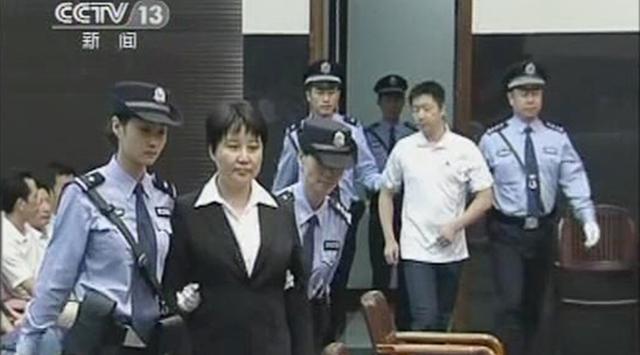 Çinde Yılın Davasında İdam Kararı