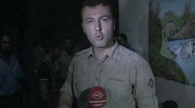 TRT Muhabirleri Yaşadıklarını Anlattı