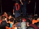 Çanakkale'de 25 düzensiz göçmen yakalandı