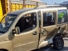Kütahya'da zincirleme trafik kazası: 5 yaralı