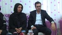 TRT'den TRT Kurdi çalışanı Gülay Demir'in ailesine taziye ziyareti