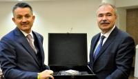 Tarım ve Orman Bakanı Pakdemirli Macar mevkidaşıyla görüştü