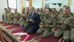 Bosna Hersekteki Mehmetçikten silah arkadaşlarına dua