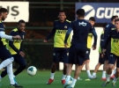 Fenerbahçe'de Miha Zajc takımla çalıştı
