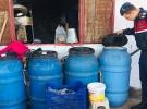 Aydın'da 2 bin 820 litre kaçak içki ele geçirildi