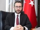 İletişim Başkanı Altun, AFP'ye Barış Pınarı Harekatı'nı anlattı