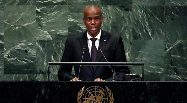 Haitide Devlet Başkanı Moise görevini bırakmayacağını açıkladı