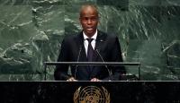 Haiti'de Devlet Başkanı Moise görevini bırakmayacağını açıkladı