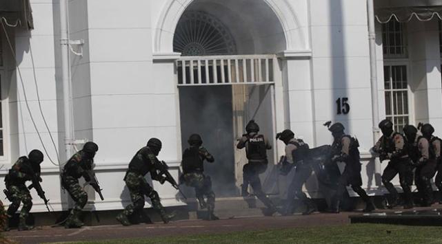 Endonezyada terör operasyonları: 26 gözaltı