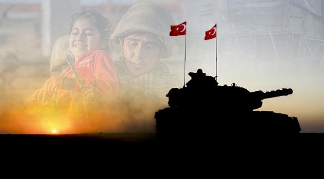 Barış Pınarı Harekatında etkisiz hale getirilen terörist sayısı 653 oldu