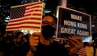 Çin'den ABD'ye Hong Kong Yasası tepkisi
