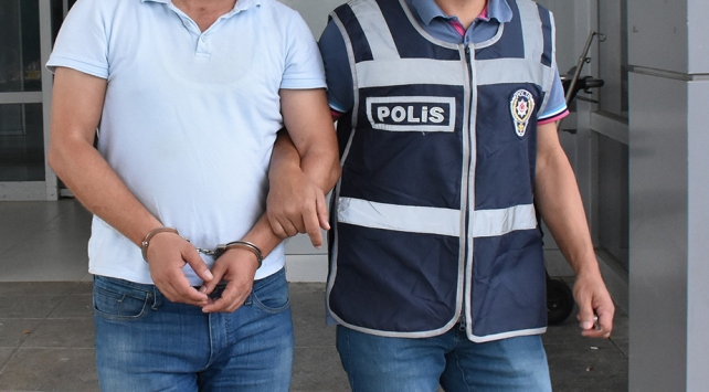 Kütahyada rüşvet operasyonu: 4ü polis 7 gözaltı