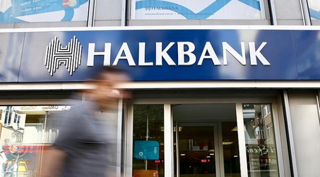 Halkbank: İddianame hazırlanması yaptırımların bir parçası