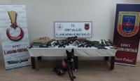 5 ilde silah ve mühimmat kaçakçılığı operasyonu: 28 gözaltı