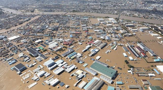Japonyadan tayfunun vurduğu bölgelere 6,5 milyon dolarlık yardım
