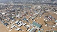 Japonya'dan tayfunun vurduğu bölgelere 6,5 milyon dolarlık yardım