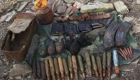 Van'da terör örgütü PKK'ya ait mühimmat ele geçirildi