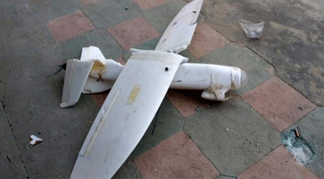PKK/YPGye ait insansız hava aracı düşürüldü