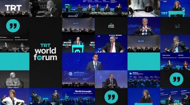 TRT World Foruma sayılı günler kaldı