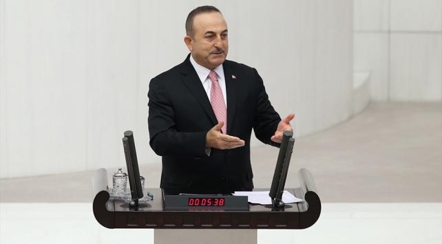 Dışişleri Bakanı Çavuşoğlu: YPG bize saldırması için DEAŞlıları serbest bıraktı, onlara para verdi