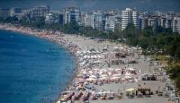 Ukraynalı 1,5 milyon turistin 800 bini Antalya'yı tercih ediyor