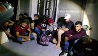 Muğla'da 35 düzensiz göçmen yakalandı