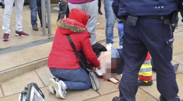 PKK'lılar Almanya'da Türk kökenli bir kişiyi bıçakla ağır yaraladı