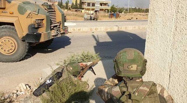 Barış Pınarı Harekatında 673 terörist etkisiz hale getirildi