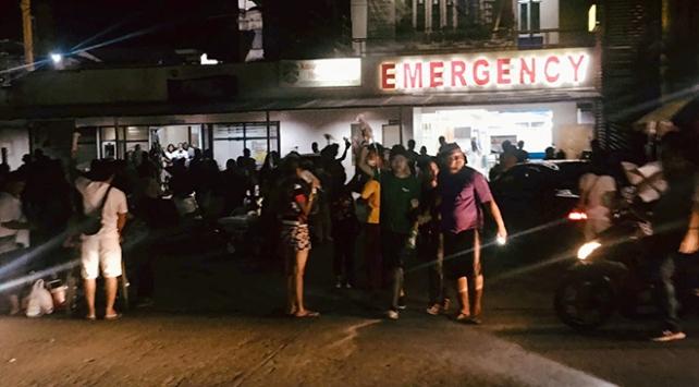 Filipinlerdeki depremde ölü sayısı 5e çıktı