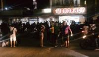 Filipinler'deki depremde ölü sayısı 5'e çıktı