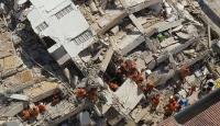 Brezilya'da çöken binada ölü sayısı 3'e yükseldi