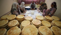 Asker veremediler, Mehmetçiğe ekmek yaparak destek oldular
