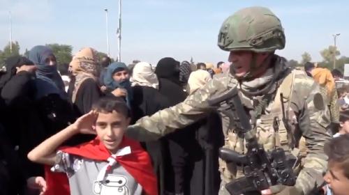 MSB'den Barış Pınarı Harekatı'na özel klip