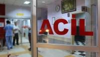 Kırklareli'nde servis araçları çarpıştı: 5'i öğrenci 17 yaralı