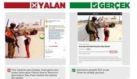 """Barış Pınarı Harekatı aleyhine manipülasyon için """"Filistinli cesur kız""""ı kullandılar"""