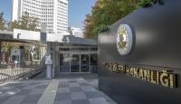 Türkiye'den Selanik'teki Atatürk Evi'ne saldırı girişimine tepki