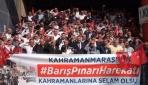 Mehmetçiğe asker selamıyla destek yağıyor