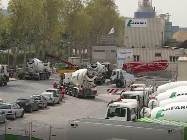 Terör destekçisi Fransız şirket Lafarge yeniden gündemde