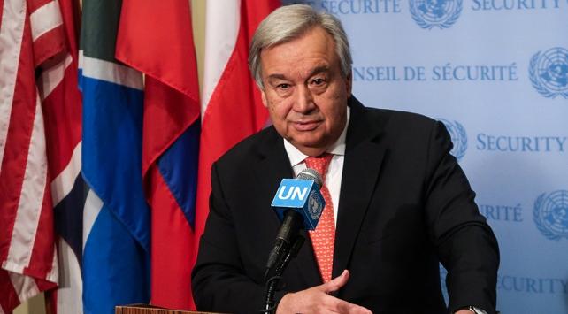 Birleşmiş Milletler, Türkiye ile ABD arasındaki anlaşmayı memnuniyetle karşıladı