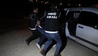 Ankara'da film gibi narkotik operasyonu
