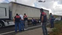 Uyuşturucu satıcıları Avrupa yolunda yakalandı