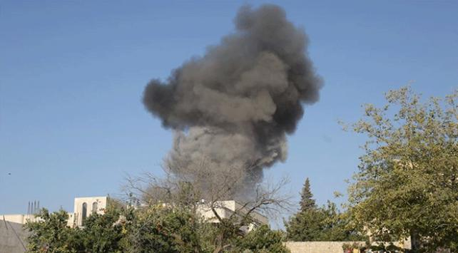 Esed rejiminin İdlibe saldırıları sürüyor