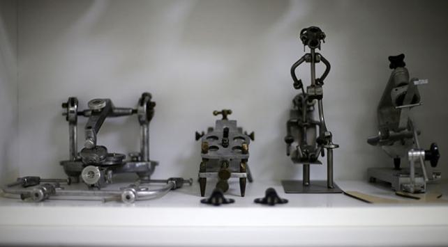 Eski tıp aletleri diş hekimliği müzesinde sergilenecek