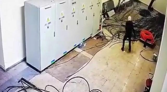 Hırsızlar, bin 150 saatlik kamera kaydı izlenerek yakalandı