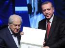 Cumhurbaşkanı Erdoğan'dan Pakdil'in sevenlerine başsağlığı mesajı