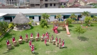 Türkiye Maarif Vakfı Burundi'de yenilediği iki okul açtı