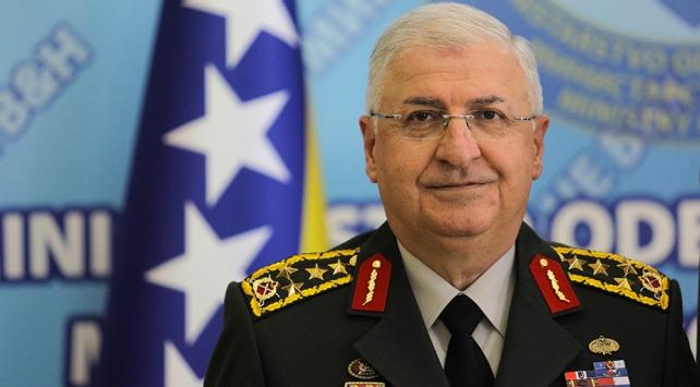 Genelkurmay Başkanı Güler, ABD'li mevkidaşıyla Suriye'yi görüştü