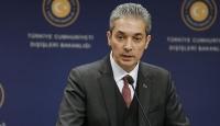 Dışişleri Bakanlığından kimyasal silah yalanına tepki