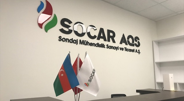 SOCAR AQS'nin Ankara ofisi aç?ld?